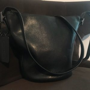 Coach Legacy Bucket Bag